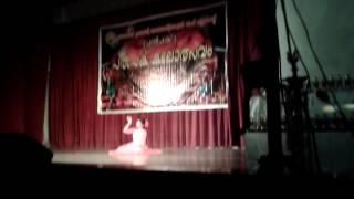 mythili dance