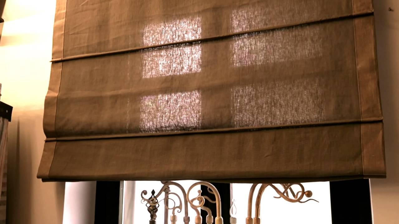 Tende Su Misura Torino : Tende a pacchetto per interni torino www.baldeschi.it youtube