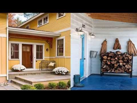 20 cool small front porch design ideas - Front Porch Design Ideas