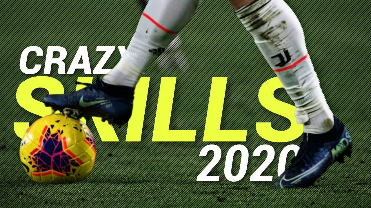 Crazy Football Skills & Goals 2020