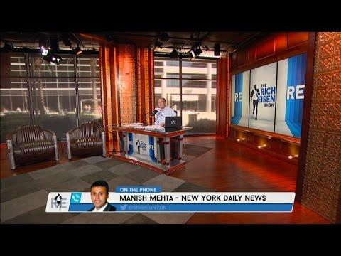 Manish Mehta of The New York Daily News Talks Jets Football - 8/12/16