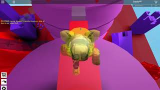 Roblox Shadow Run! How to pass level 199