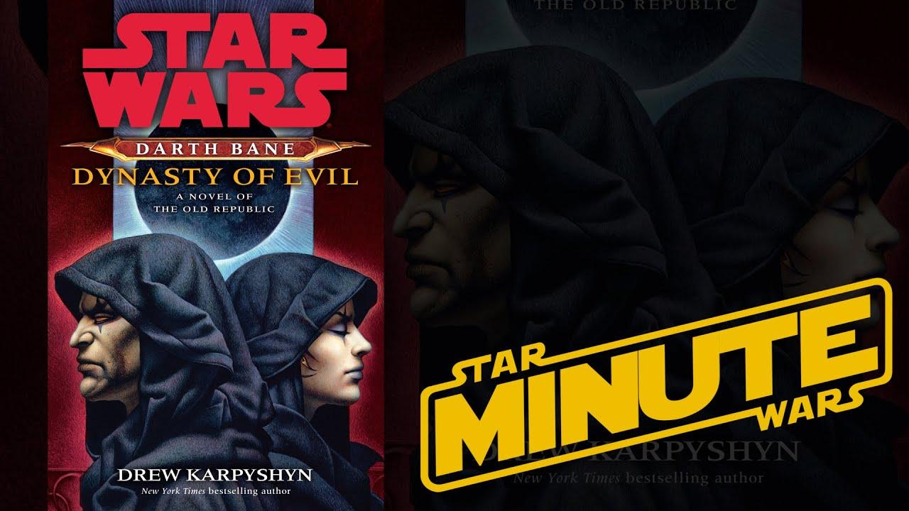 Download Dynasty Of Evil Star Wars Darth Bane 3 By Drew Karpyshyn