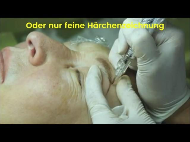 Permanent Make up * Augenbrauen * Microblading * Kosmetikstudio NaTs