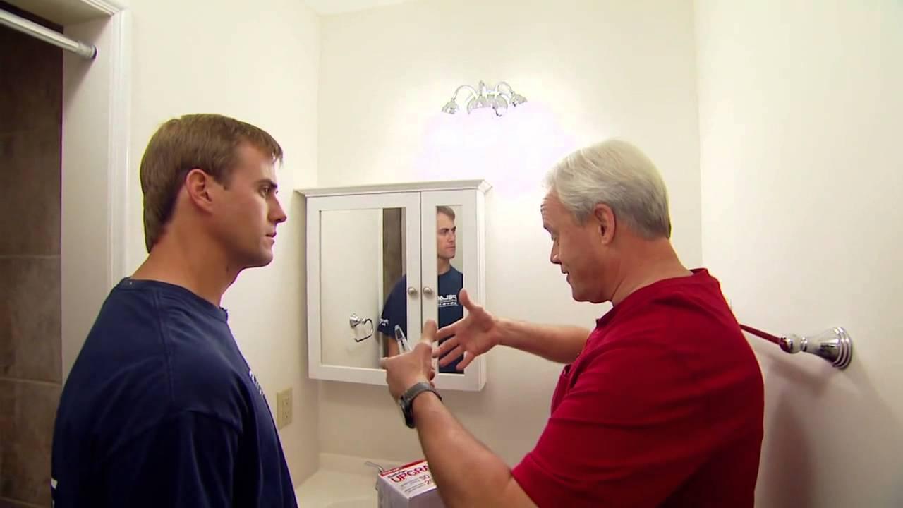 how to fix a noisy bathroom fan