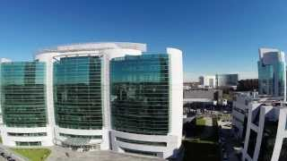 MILANO DRONE 2014 hd  -  Air footage - City of Milan - DJI Phantom e Gopro HERO 3