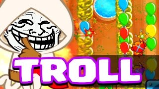 TROLL MY ENEMY! - Bloons TD Battles - Bloons TD Battles Funny Moments Copy Cat Trolling