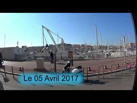 Marseille tour en Petit train