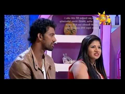 Hiru TV Dehadaka Adare EP 33 Sachithra & Iresha 2016-05-29