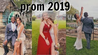 get ready for PROM with me!