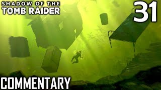 Shadow Of The Tomb Raider Walkthrough Part 31 - Escape & Destruction