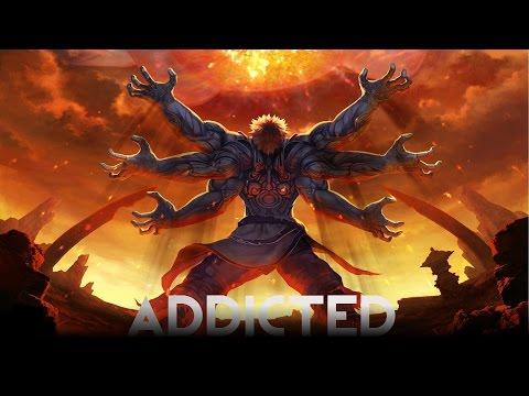 ► AMV&GMV ♫ - Asura's Wrath - Addicted