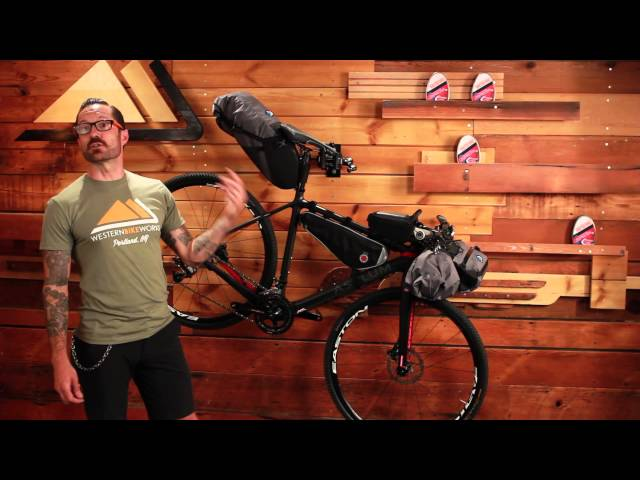 Western Bikeworks Bikepacking Bag Overview