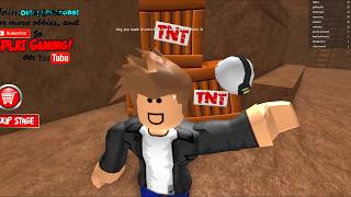 Running away from home in the game ROBLOX with Milana new adventure hero from FFGTV
