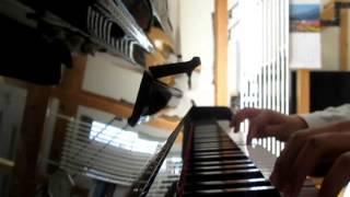 【ベートーベンだねRock'n'Roll】ピアノで弾いてみた。【21エモンED】