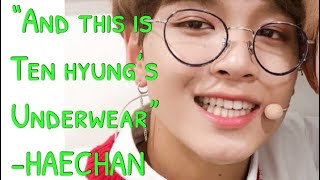 haechan is our annoying brat