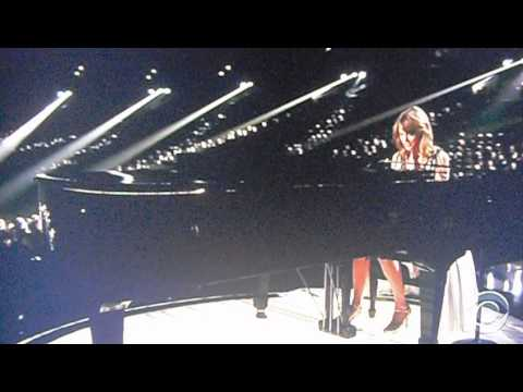 Taylor Swift All Too Well Grammys 2014 Performance