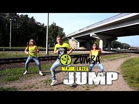 Zumba Fitness – Major Lazer -JUMP