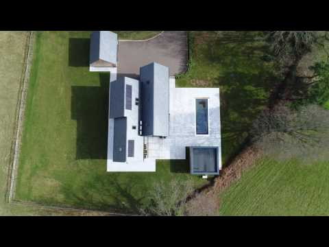 A different view from above with Estate Drone Survey