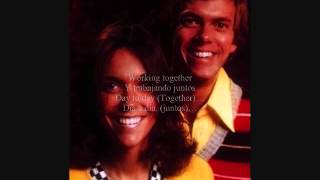 The Carpenters We´ve Only Just Begun Traducción Español Ingles