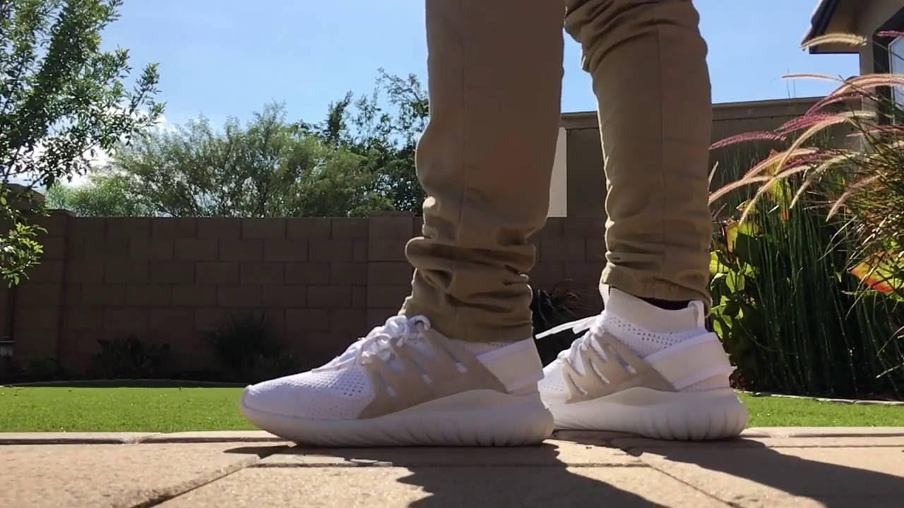 Cheap Adidas Tubular Radial Melange Sneaker Urban Outfitters