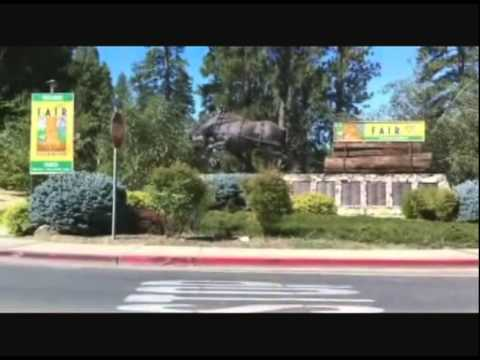 Short Tour of Grass Valley & Nevada City CA with Pam Moore of the Kurt Congdon Group Coldwell Banker