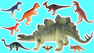 Learn Names Of Dinosaurs - Names Of Dinosaurs | Learn Dinosaur Names