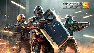 Modern Combat 5 eSports FPS Android Gameplay screenshot 1