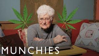 Nonna Marijuana Responds to YouTube Comments