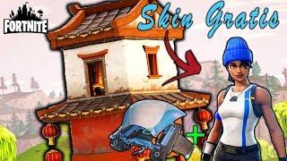 COME OTTENERE GRATIS LA SKIN NUOVA!- (Fortnite Battle Royale)