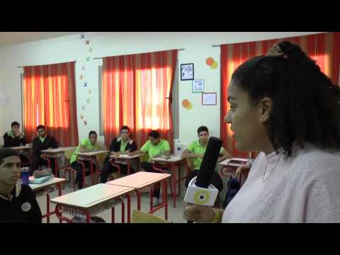 Cairo - Reportage 1: Nefertari International School