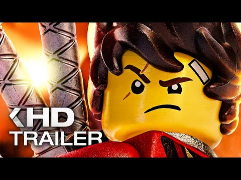 THE LEGO NINJAGO MOVIE Trailer 2 German Deutsch (2017) streaming vf