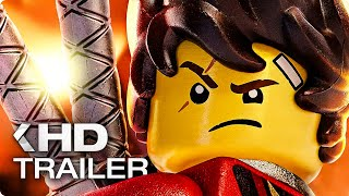 THE LEGO NINJAGO MOVIE Trailer 2 German Deutsch (2017)
