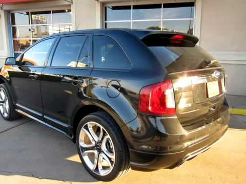 2013 ford edge sport with navigation leather and 22 inch. Black Bedroom Furniture Sets. Home Design Ideas