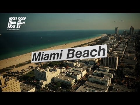 EF Miami Beach, Florida, USA – Info Video