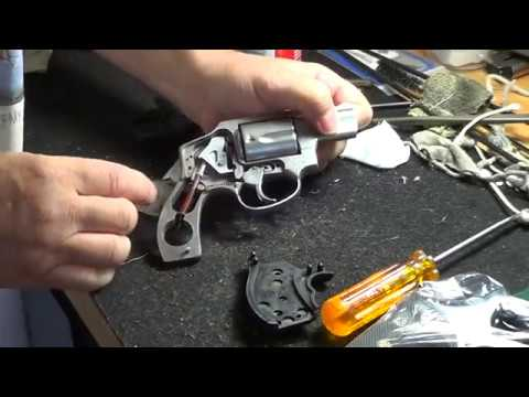 How To Clean A Revolver - Commonly Missed Areas When Cleaning A Revolver