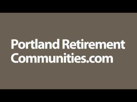 Portland Retirement Homes   Oregon