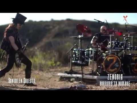 Zenobia - Borraré Tu Nombre (Live Rock Palace TV) [www.experienty.tv]