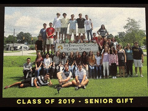 SLIDESHOW: The Epiphany School of Global Studies - Class of 2019