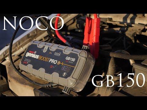 Noco Genuis Boost PRO 4000A Lithium Jump Starter