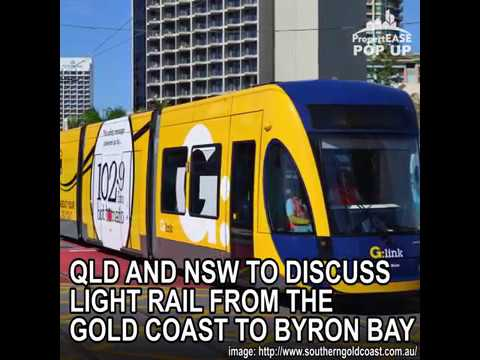 gold coast to byron bay light rail pe pop up youtube. Black Bedroom Furniture Sets. Home Design Ideas