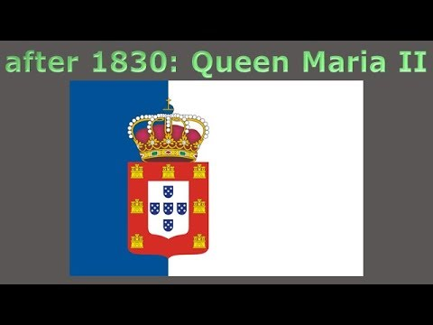 History of the Portuguese flag