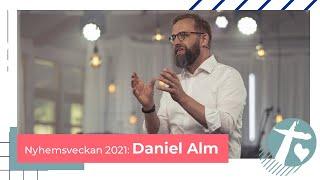 """Kvällsmöte onsdag: """"Stor är vår Gud – Hallelujah och hängmatta"""" - Daniel Alm"""