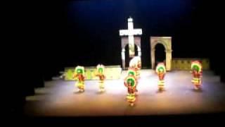 Danza de Matlachines de Ojo de Agua, Coa...