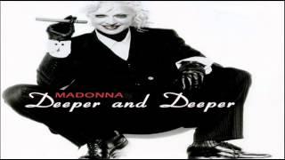 Madonna   Deeper And Deeper Shep