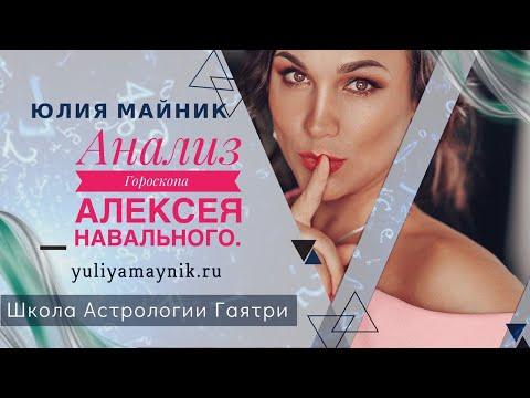 Алексей Навальный. Анализ Гороскопа.