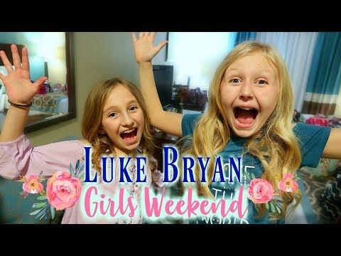 Luke Bryan Concert/Girls Weekend in Indiana/Mady