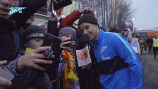 Скрытая камера «Зенит-ТВ»: Дзюба и Климов, «Арсенал», неидеальное преступление