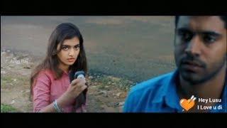 Nee irukum idam song | (Nazriya & Nivin) | Whatsapp status song