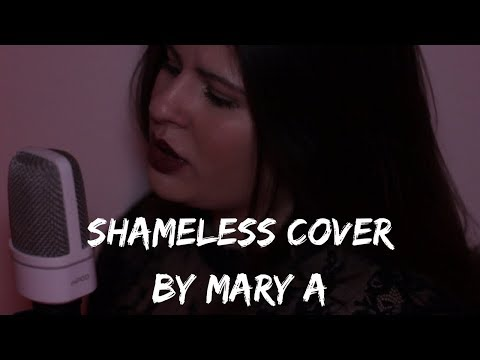 The Weeknd Shameless Cover | Mary A